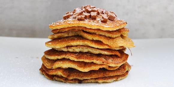 Best-Gluten-Free-Vegan-Pancakes-Clatite-pufoase-vegane-fara-gluten-chocolate